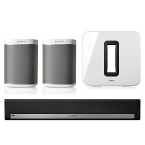 5.1 Wireless Surround Sound Home Theater System with PLAY:1 (Pair), PLAYBAR, and SUB