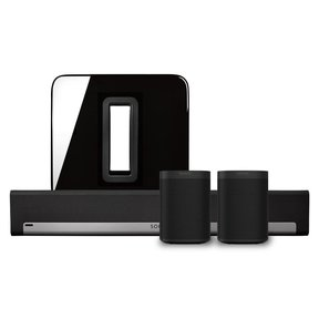 5.1 Surround Set - Home Theater System with Playbar, Sub, and 2 Sonos Ones Gen 2