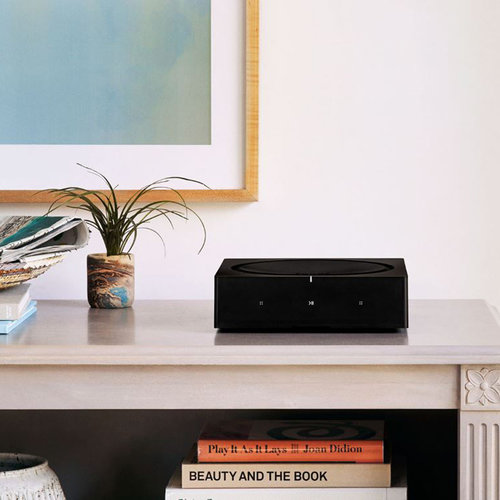 View Larger Image of Amp Wireless Hi-Fi Player (Black)