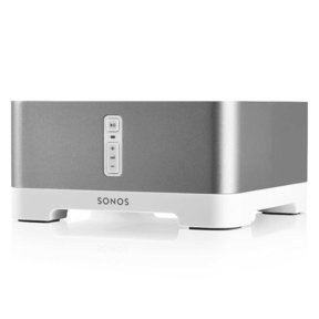 CONNECT:AMP Wireless Stereo Amplifier for Streaming Music (Formerly ZP120)