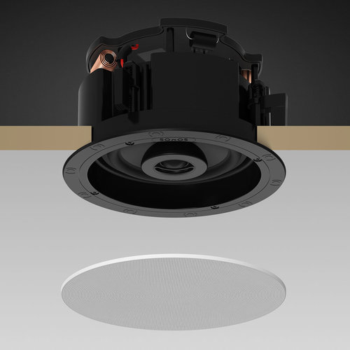 View Larger Image of INCLGWW1 In-Ceiling Speakers - Pair