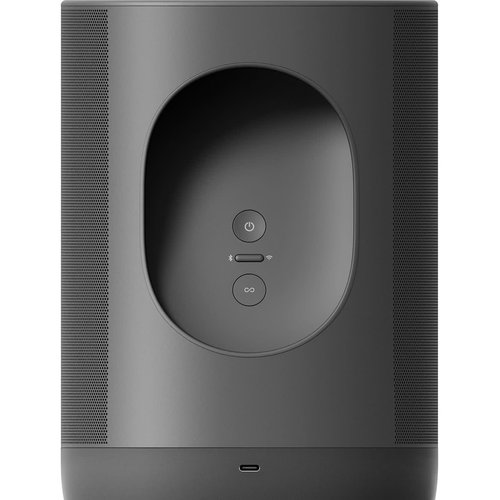 View Larger Image of Indoor Outdoor Set with Move Smart Speaker and One SL Speaker