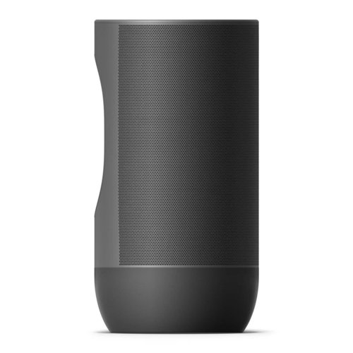 View Larger Image of Move Durable, Battery-Powered Smart Speaker (Black)