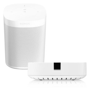 ONE Voice-Controlled Wireless Smart Speaker with BOOST Adapter