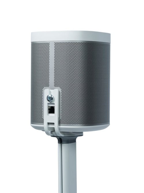 View Larger Image of Play:1 All-In-One Wireless Music System with Flexson Floorstand Bundle (White)