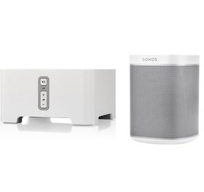 PLAY:1 Wireless Speaker and CONNECT Wireless Hi-Fi Player