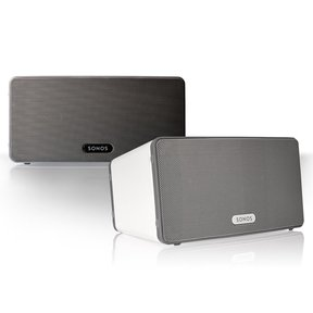 Play:3 All-In-One Wireless Music Streaming Speakers - Pair