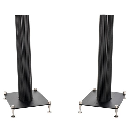 View Larger Image of Olympica I Compact Monitor Speaker Floorstands - Pair (Black)