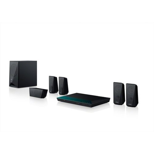 View Larger Image of BDV-E3100 3D Blu-ray Home Theater with Wi-Fi