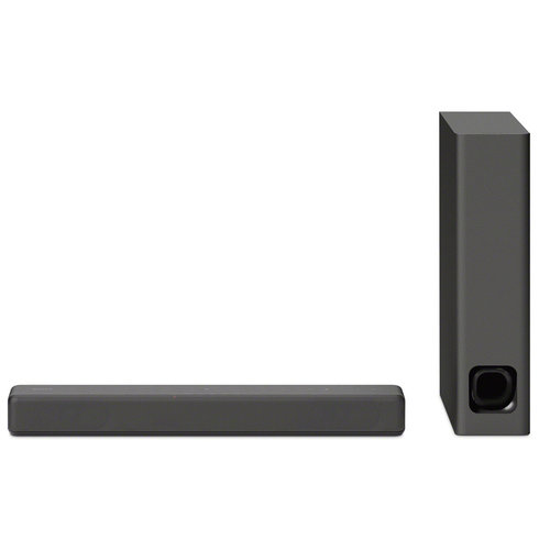 View Larger Image of HT-MT300 2.1 Channel Compact Sound Bar with Wireless Subwoofer