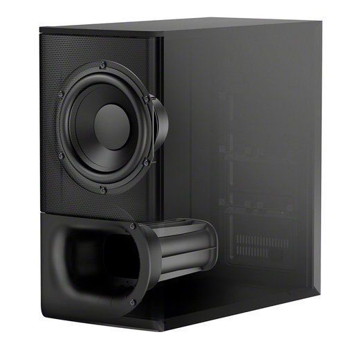 View Larger Image of HT-S350 2.1Ch Sound Bar with Wireless Subwoofer