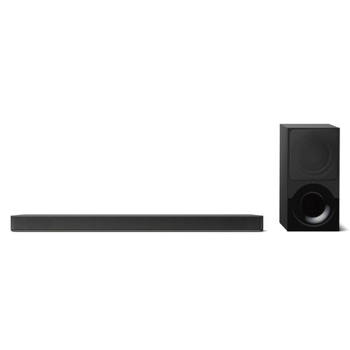 View Larger Image of HT-X9000F 2.1-Channel Dolby Atmos Soundbar with Subwoofer