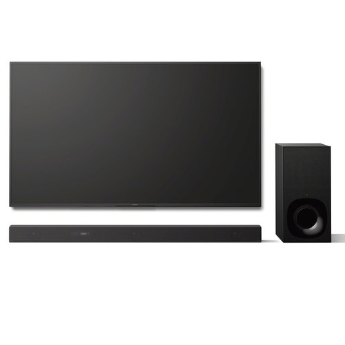 View Larger Image of HT-Z9F 3.1-Channel Dolby Atmos Sound Bar with Subwoofer