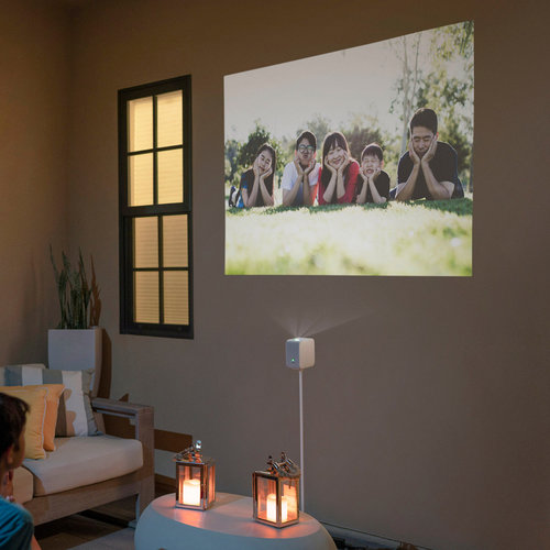 View Larger Image of LSPX-P1 Portable Ultra Short Throw Projector