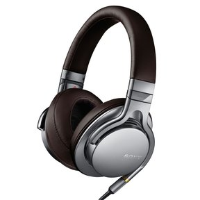 MDR-1A DAC Integrated Headphones w/40mm Drivers (Silver)