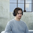 View Larger Image of MDR-RF995RK Over-Ear Wireless RF Headphones (Black)