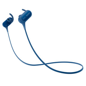 MDR-XB50BS Wireless Sports Bluetooth In-Ear Headphones with Built-In Microphone
