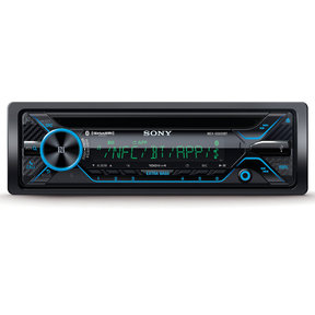 MEX-GS820BT CD Receiver with Bluetooth & Music Center