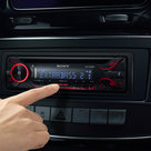 View Larger Image of MEX-GS820BT CD Receiver with Bluetooth & Music Center