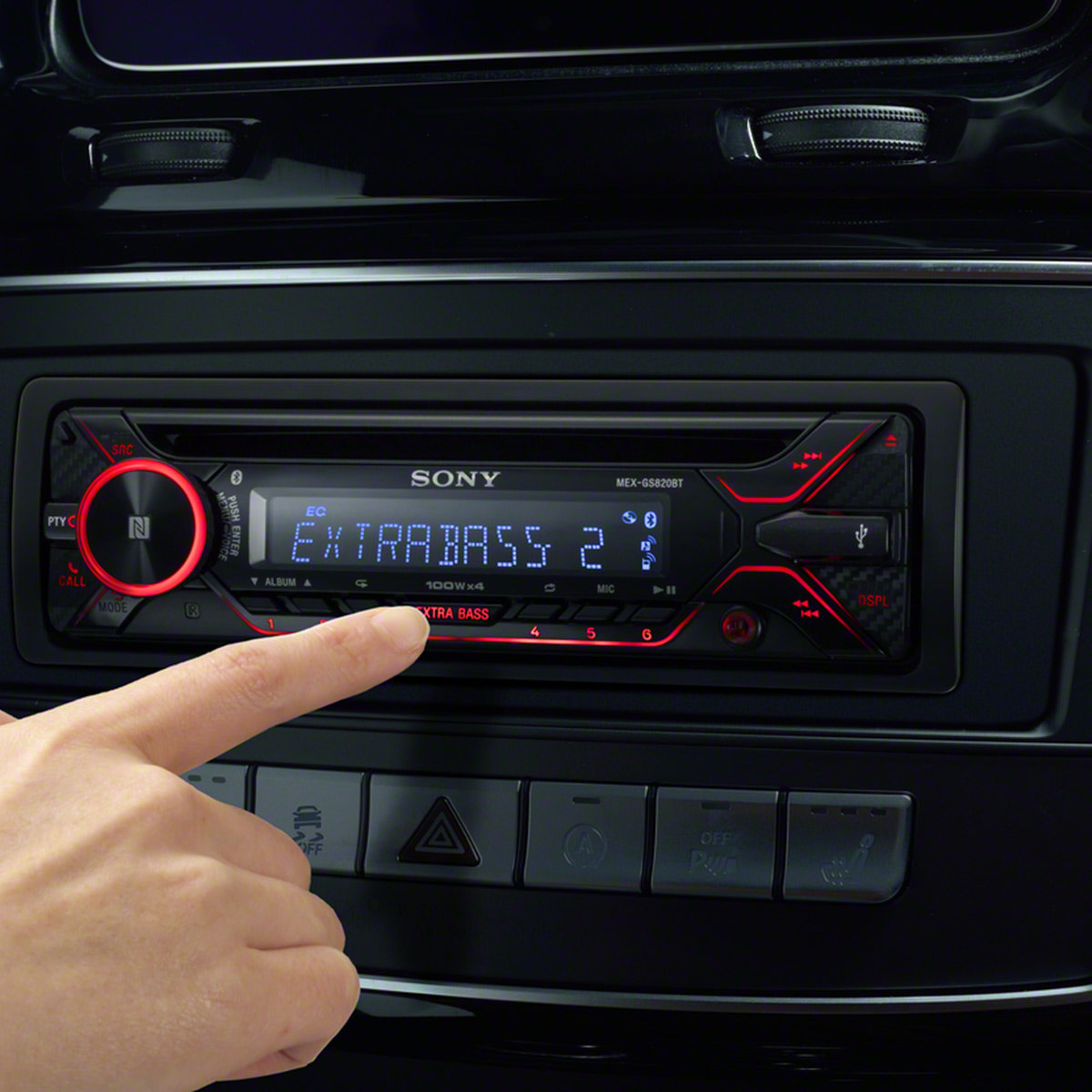 Sony Car Stereo Wiring Diagram The Stereo Layout Of An