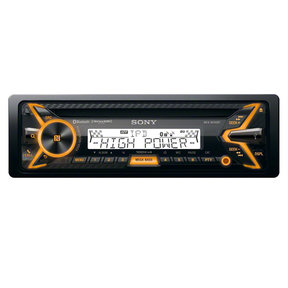 MEX-M100BT Marine CD Receiver with Bluetooth & SongPal