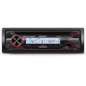 MEX-M71BT Marine CD Receiver with Bluetooth & SongPal