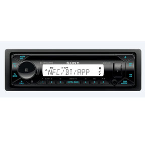 MEX-M72BT Marine CD Receiver w/ Bluetooth & SongPal