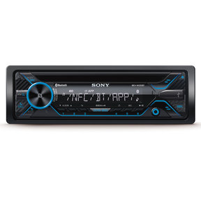 MEX-N4200BT CD Receiver with Bluetooth & SongPal