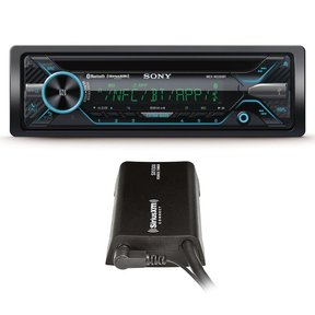 MEX-N5200BT CD Receiver with SiriusXM SXV300 Connect Vehicle Tuner