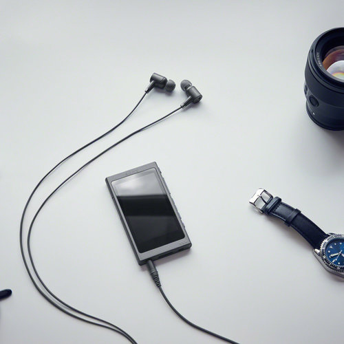 View Larger Image of NWA45 Walkman with Hi-Res Audio and Digital Noise-Cancelling