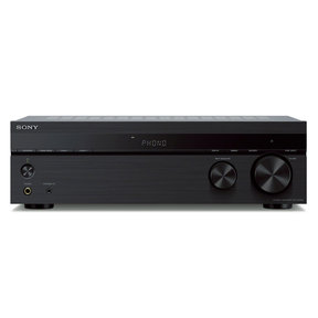 STR-DH190 Stereo Receiver with Phono Input and Bluetooth Connectivity