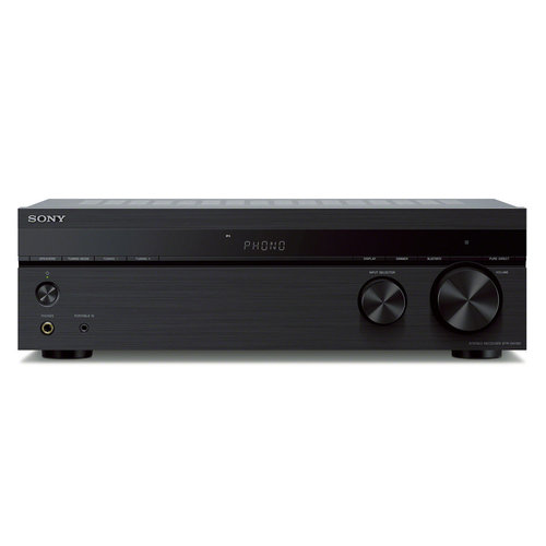 View Larger Image of STR-DH190 Stereo Receiver with Phono Input and Bluetooth Connectivity