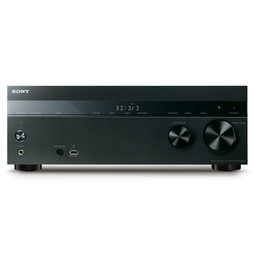 View Larger Image of STR-DH550 5.2-Channel 4K AV Receiver