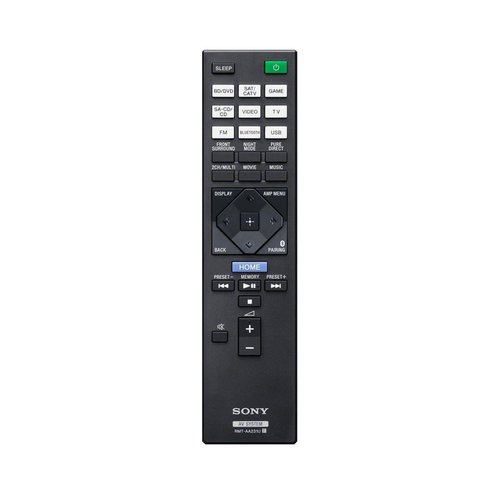 View Larger Image of STR-DH770 7.2-Channel A/V Receiver with Built-In Bluetooth