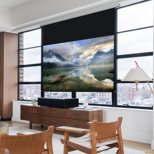 "View Larger Image of VPL-VZ1000ES 120"" Ultra-Short Throw 4K HDR Home Theater Projector"