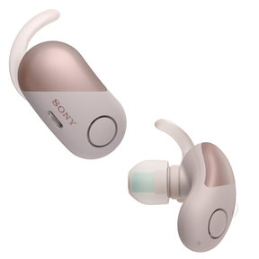 WF-SP700N True Wireless Splash-Proof Noise-Cancelling In-Ear Headphones with Built-In Microphone