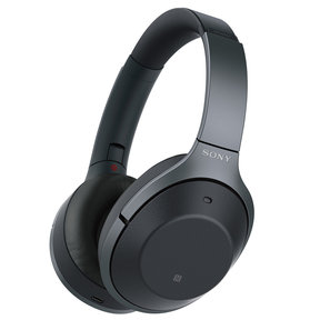 WH-1000XM2 Wireless Noise-Cancelling Over-Ear Headphones with Mic and Remote