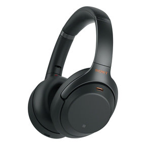 WH-1000XM3 Wireless Industry-Leading Noise-Cancelling Over-Ear Headphones with Google Assistant