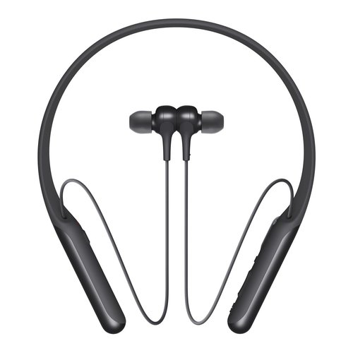 View Larger Image of WI-C600N Wireless Noise-Canceling Earbuds (Black)