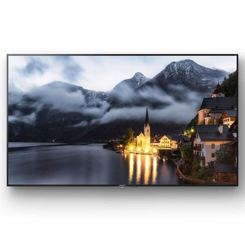 """View Larger Image of XBR-49X900E 49"""" 4K Ultra HD LED Smart TV with Wi-Fi and Bluetooth (Black)"""