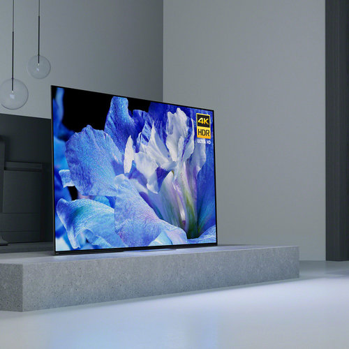 "View Larger Image of XBR-55A8F 55"" BRAVIA OLED 4K HDR TV"