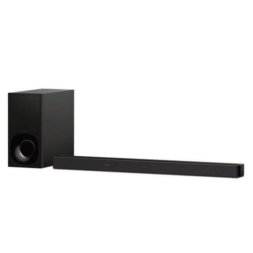 "View Larger Image of XBR-55A9G 55"" BRAVIA OLED 4K UHD HDR TV and HT-Z9F 3.1-Channel Dolby Atmos Sound Bar with Subwoofer"