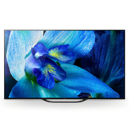 """View Larger Image of XBR-65A8G 65"""" BRAVIA OLED 4K HDR TV and HT-Z9F 3.1-Channel Dolby Atmos Sound Bar with Subwoofer"""