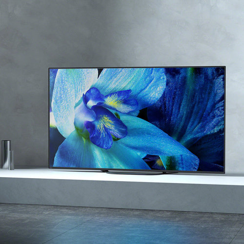 "View Larger Image of XBR-65A8G 65"" BRAVIA OLED 4K HDR TV"