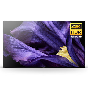 "XBR-65A9F 65"" MASTER Series BRAVIA OLED 4K HDR TV"