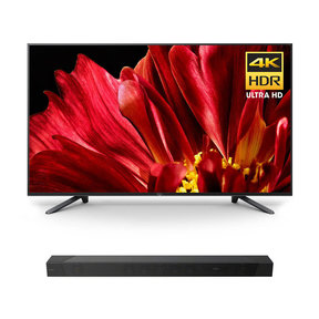 "XBR-65Z9F 65"" MASTER Series BRAVIA 4K HDR UHD TV with HT-ST5000 7.1.2ch 800W Dolby Atmos Sound Bar"