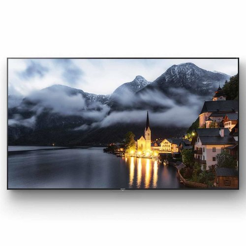 """View Larger Image of XBR-75X900E 75"""" 4K Ultra HD LED Smart TV with Wi-Fi and Bluetooth (Black)"""