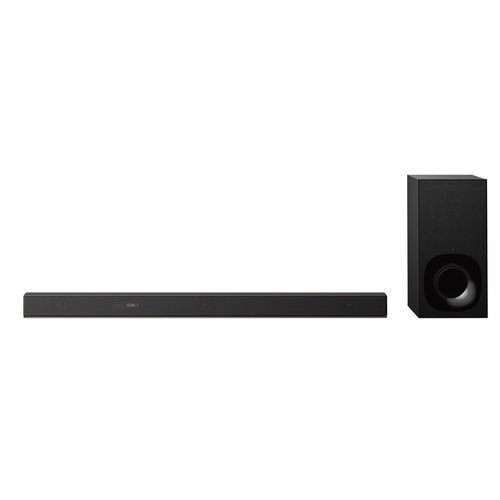 """View Larger Image of XBR-77A9G 77"""" BRAVIA OLED 4K UHD Smart TV with HDR and HT-Z9F 3.1-Channel Dolby Atmos Sound Bar with Subwoofer"""