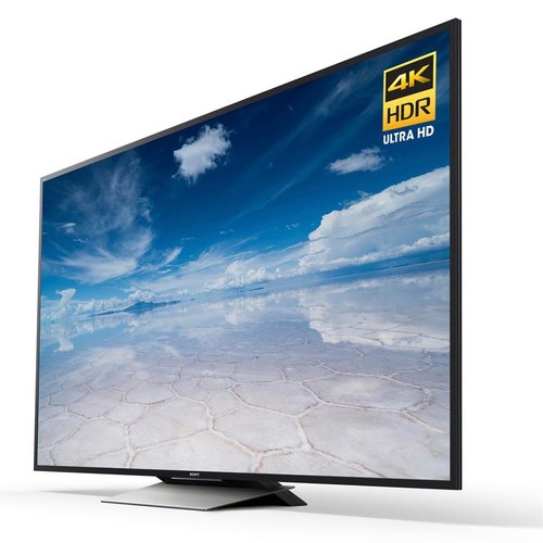 """View Larger Image of XBR-85X850D 85"""" BRAVIA 4K HDR with Android TV"""