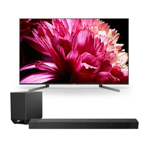 """XBR55X950G 55"""" BRAVIA 4K Ultra HD HDR Smart TV with HT-ST5000 7.1.2ch 800W Dolby Atmos Sound Bar"""